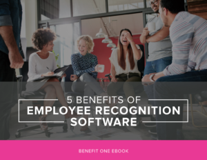 E-Book: 5 Benefits of Employee Recognition Software