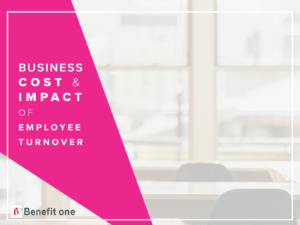 E-Book: Cost of Impact of Employee Turnover