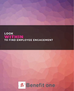 Look Within to Drive Employee Engagement