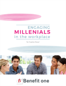 Engaging Millennials in Workplace
