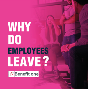 Why Do Employees Leave?