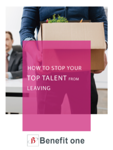 How to Stop your Top Talent from Leaving